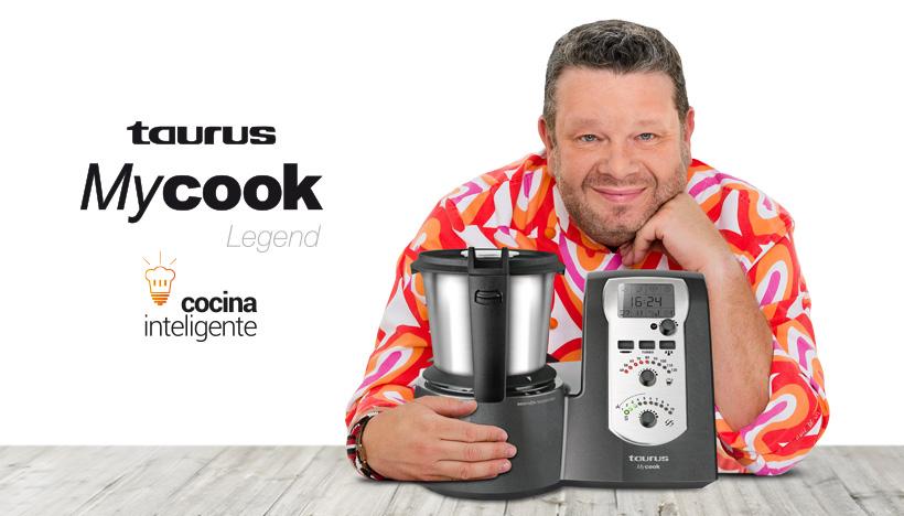Mycook taurus chicote for Robot de cocina la razon