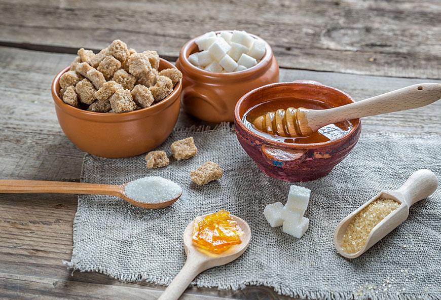 Azúcares y edulcorantes: tipos más habituales y sus diferencias ...