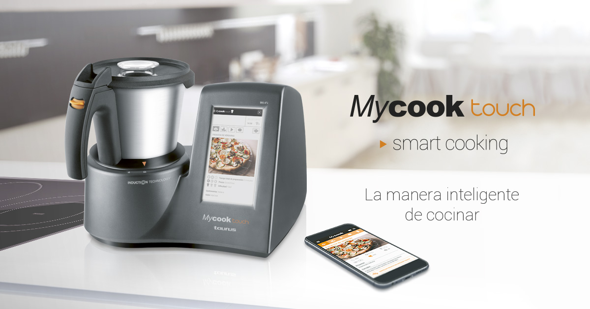 Robot De Cocina Mycook De Taurus | Robot De Cocina Mycook